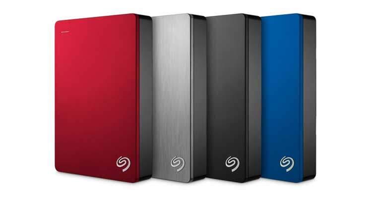 Seagate lancia l'hard disk esterno portatile più capiente al mondo