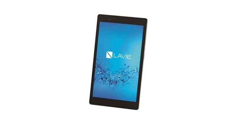 NEC presenta Lavie Tab S e Lavie Tab, nuovi tablet Android