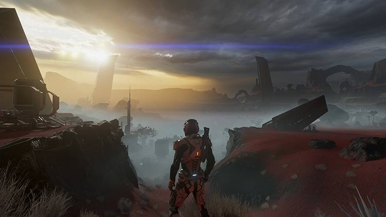 Mass Effect Andromeda. Data di uscita e gameplay dalla versione PC