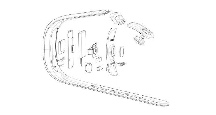Meizu H1 Smartband in edizione premium con display flessibile?