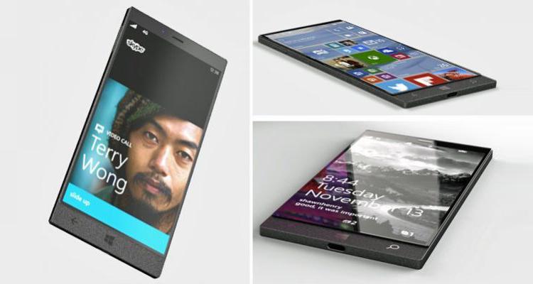 Surface Phone: ecco il design (se solo fosse nato)