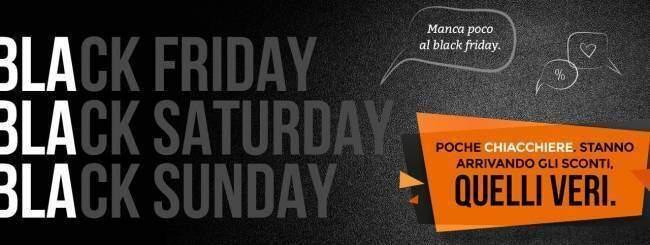 Unieuro, 25% di sconto su tutto il catalogo per il Black Friday!