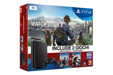 watch dogs playstation 4 ps4 bundle