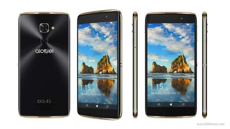 Windows 10 Mobile: Alcatel Idol 4S è finalmente sul mercato