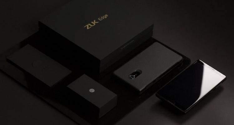 ZUK Edge sarà ufficiale tra il 5 e l'11 Dicembre
