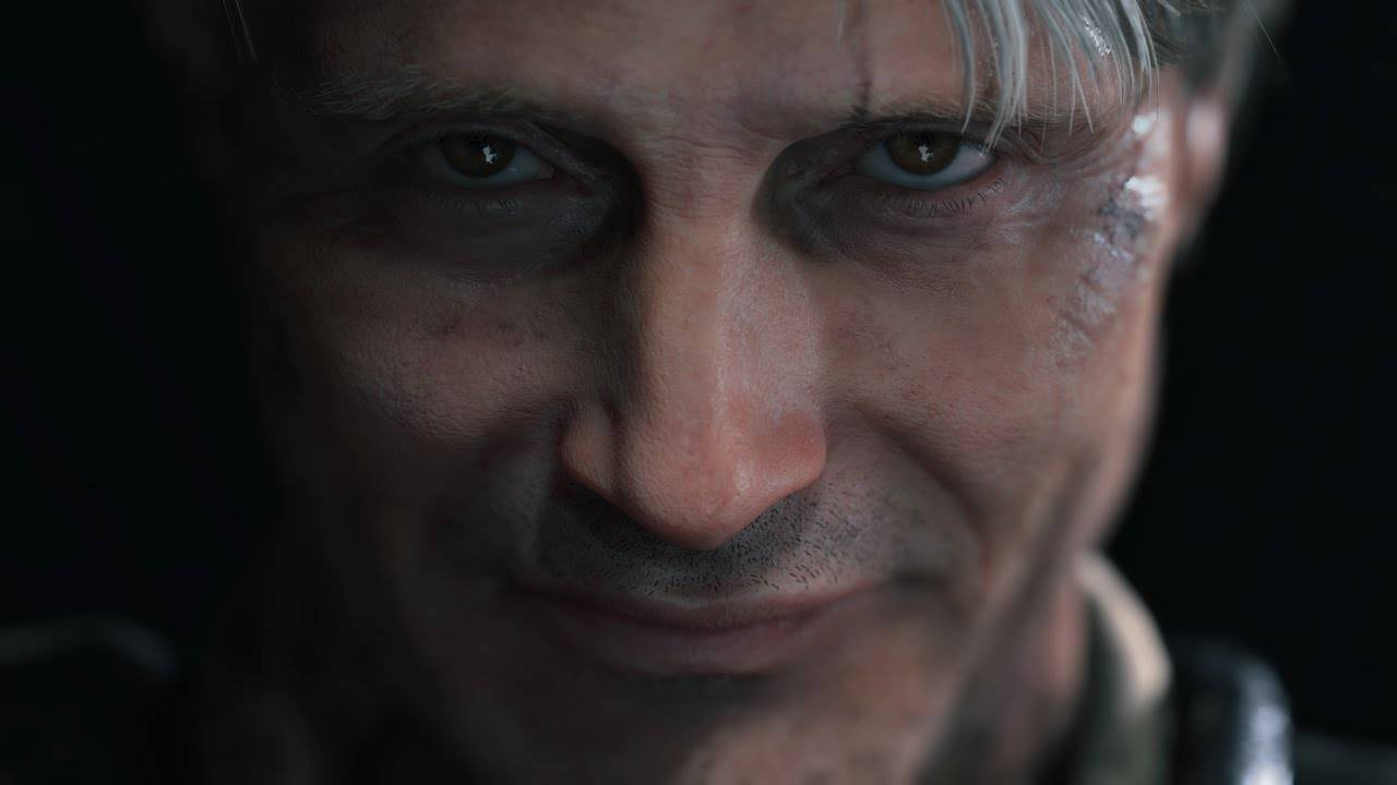 Death Stranding mostra Mads Mikkelsen e del Toro ai The Game Awards 2016