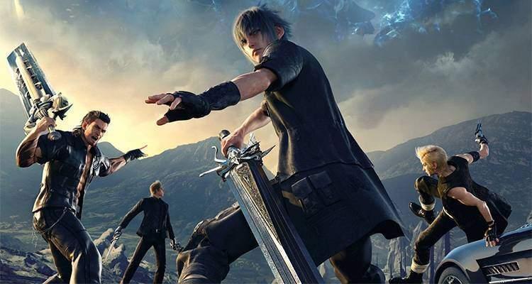 Final Fantasy 15 è il miglior lancio della serie – Videogame Charts Weekly