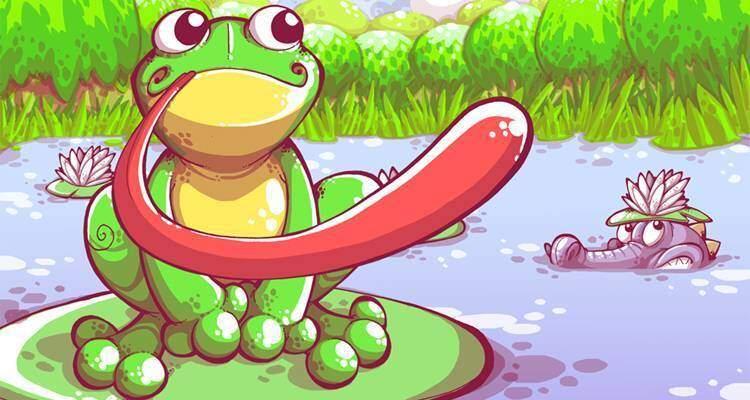 Frog Fractions 2 arriva nascosto in un altro gioco dopo una lunga caccia al tesoro