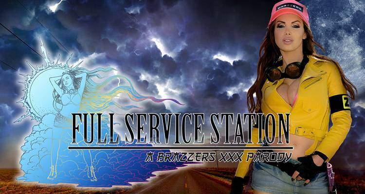 Cindy è più vestita nella parodia di Brazzers che in Final Fantasy 15