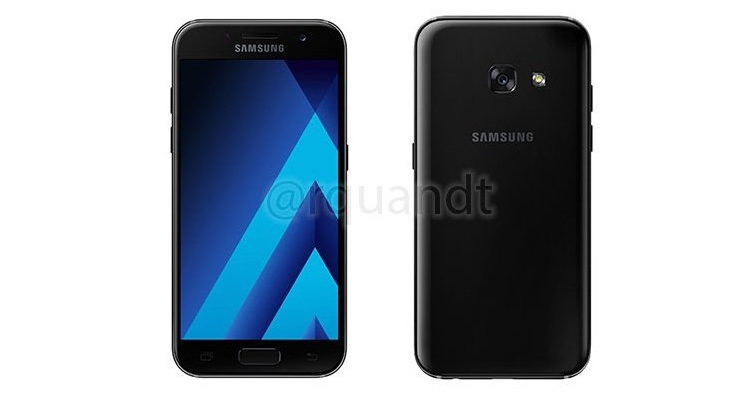 Samsung Galaxy A (2017): tutta la gamma ufficiale dal 5 gennaio