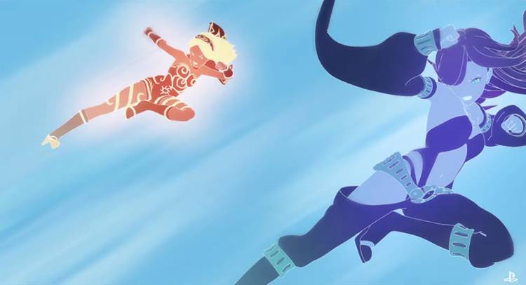 Gravity Rush Overture Animation