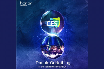 honor ces 2017