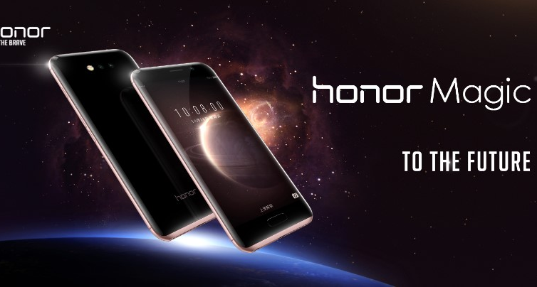 Honor Magic è ufficiale in Cina con un design sorprendente!