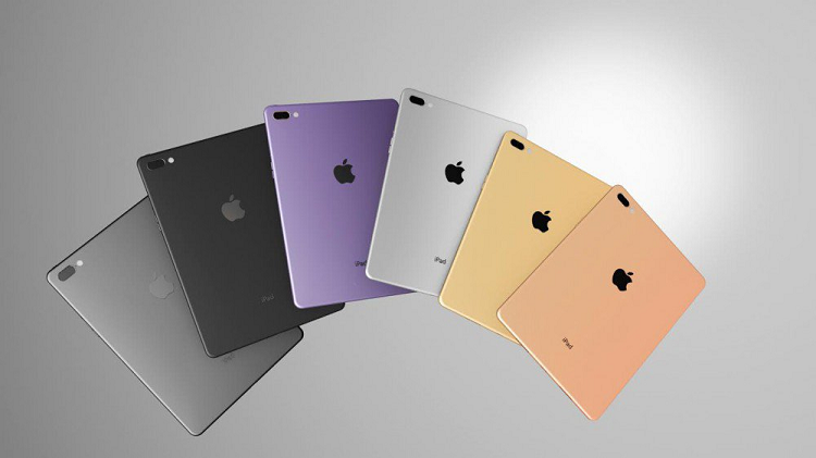 iPad Pro da 10.5″ in un nuovo concept render