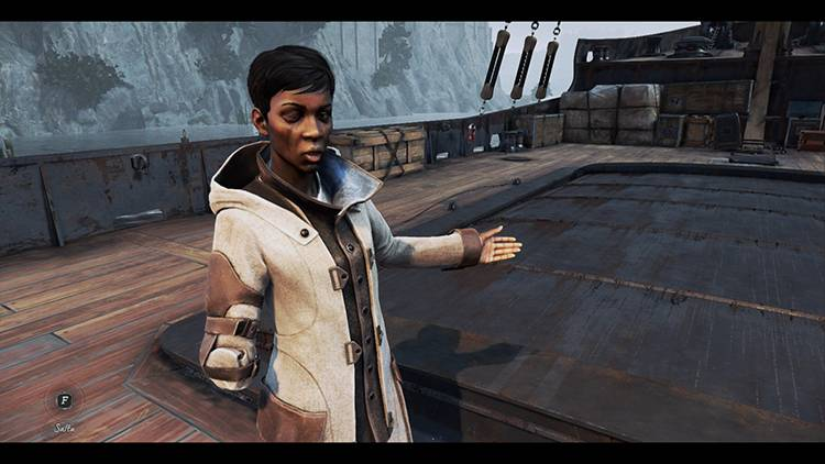 Meagan Dishonored 2 recensione