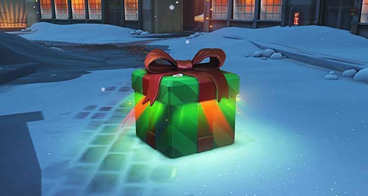 Overwatch regala 5 Forzieri Invernali per l'evento natalizio