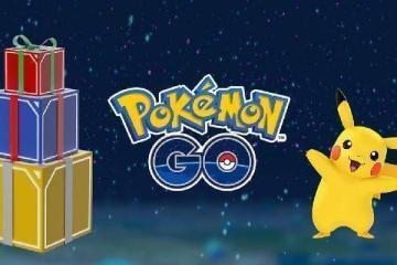 Pokémon GO Natale