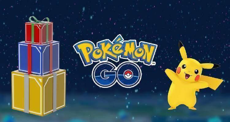 Pokémon GO annuncia l'evento di Natale!