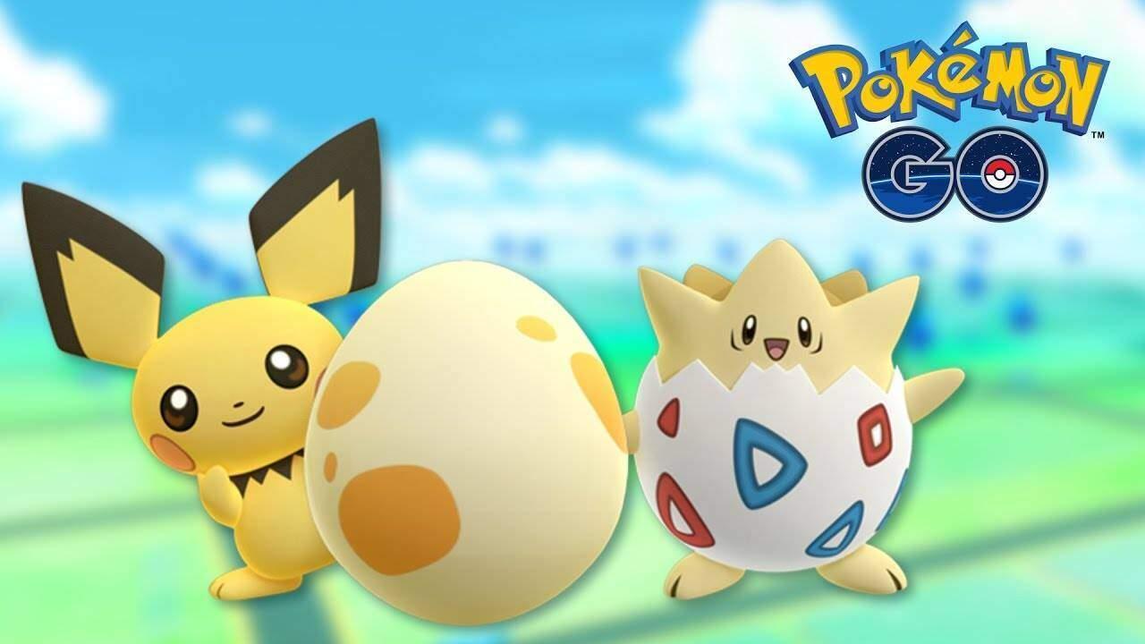 Pokémon GO riceve i primi Pokémon della Seconda Generazione