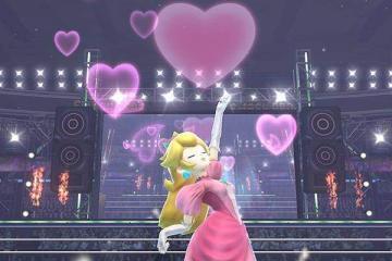 Super Mario Run Peach gender