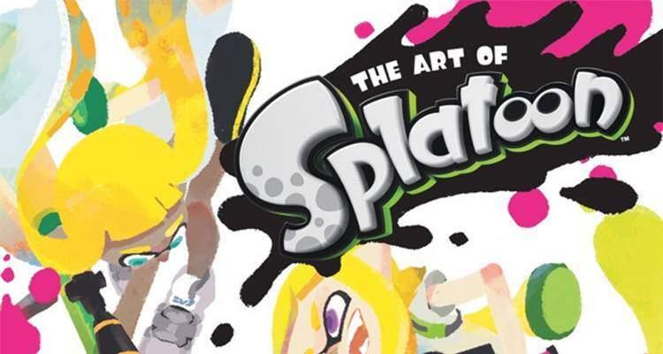 Nintendo e Dark Horse collaborano per The Art of Splatoon