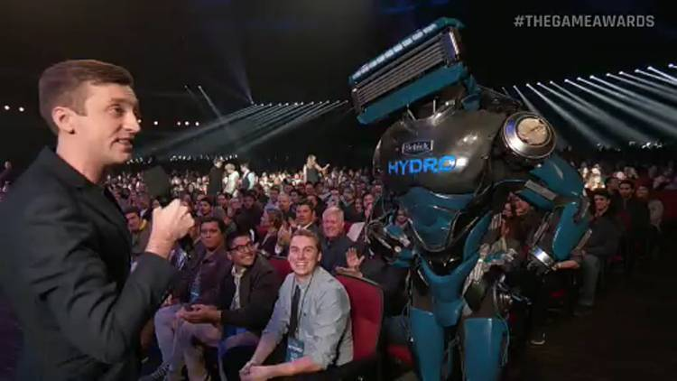 The Game Awards 2016 Hydro