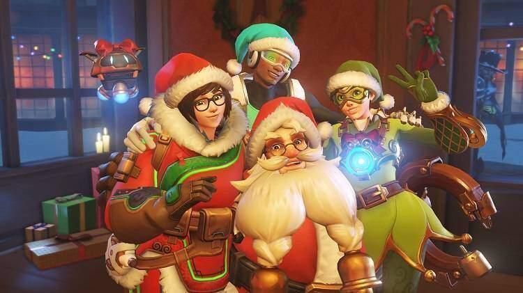 Overwatch festeggia Natale con Magico Inverno (Winter Wonderland)