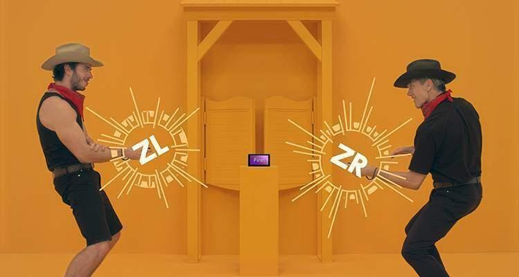 1-2-Switch per Nintendo Switch mostra un nuovo modo di giocare insieme