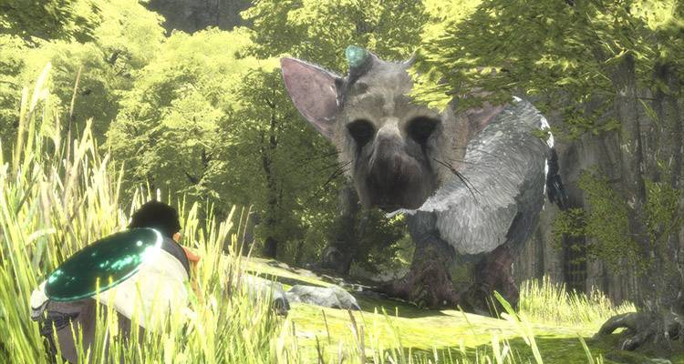 The Last Guardian Recensione 03