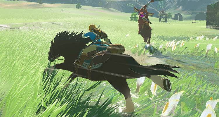 The Legend of Zelda Breath of the Wild. Le differenze tra versione Nintendo Switch e Wii U