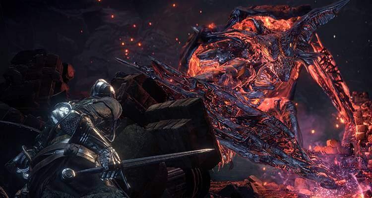 Alcuni dettagli su Dark Souls III: The Ringed City