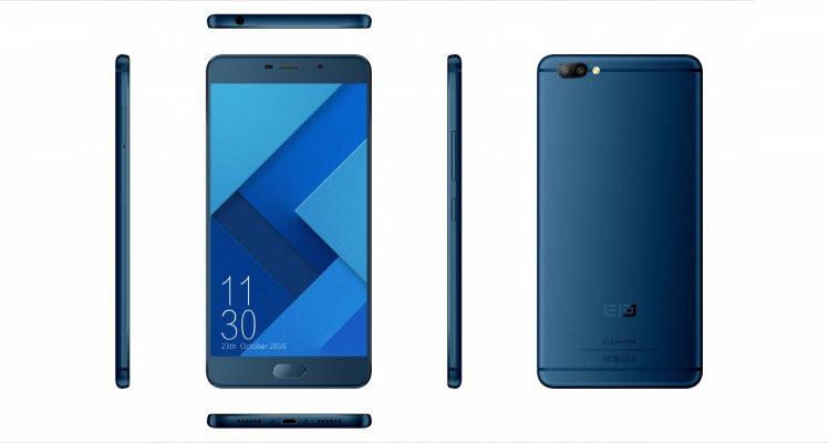 Elephone Play X, da sample e render una doppia cam da 12MP