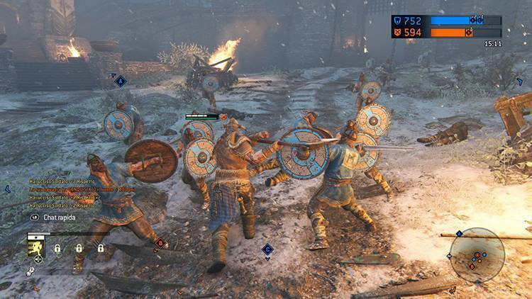 For Honor Beta