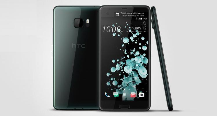 HTC U Ultra è ufficiale con doppio display e Snapdragon 821 a 749€