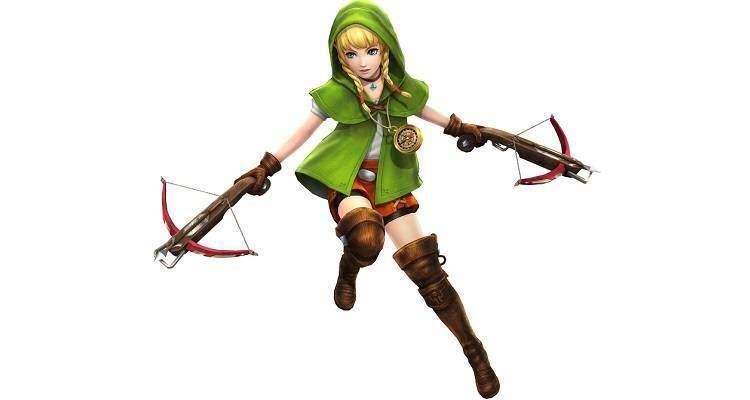The Legend of Zelda potrebbe avere una protagonista, in futuro