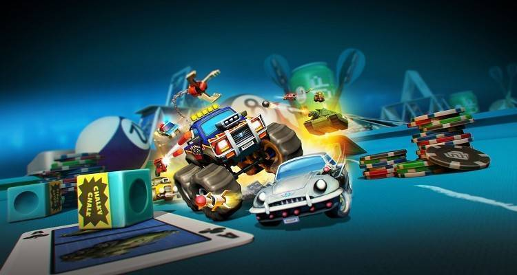 Codemasters ha annunciato ufficialmente Micro Machines World Series