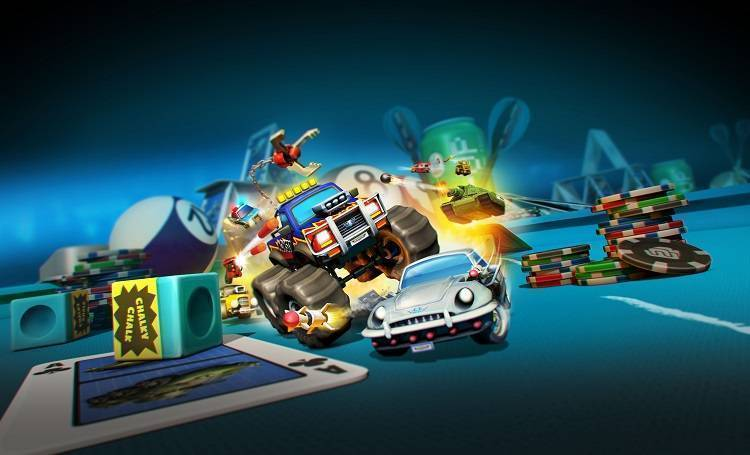 Micro Machines torna su PC e console con Micro Machines World Series