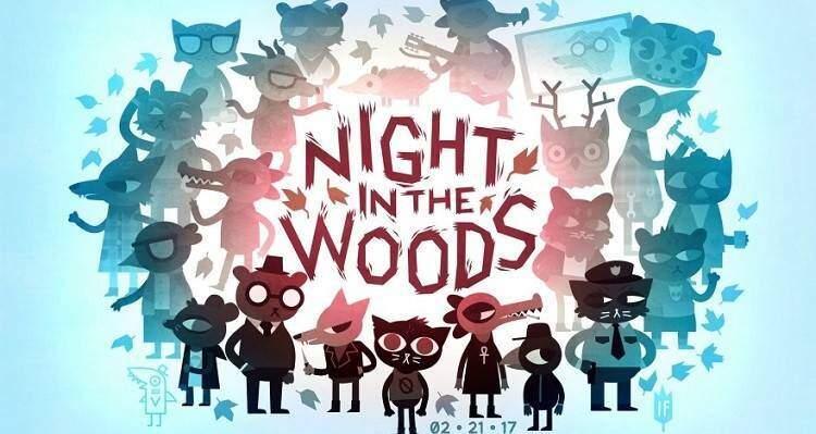 Night in the Woods è la storia di una gatta che non vuole crescere