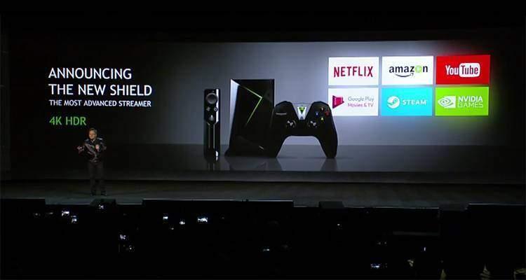 Nvidia Shield si rinnova con supporto per Steam e Nvidia Spot