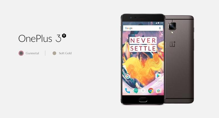 OnePlus 3T in cima alla top 10 di AnTuTu anche a febbraio