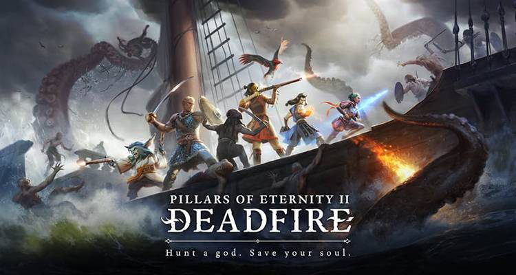 Pillars of Eternity 2 Deadfire inizia la campagna di crowdfunding su Fig