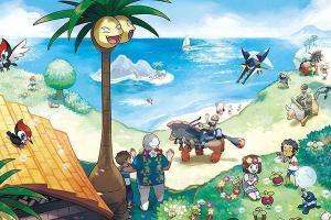 Pokémon Sole Luna