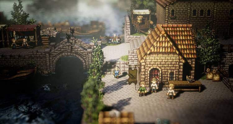 Square Enix su Nintendo Switch. I Am Setsuna, Dragon Quest Heroes e Octopath Traveler