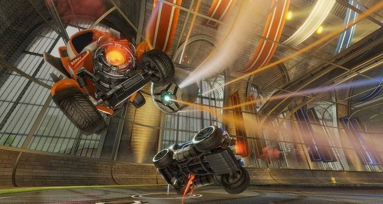 Rocket League in cima alle classifiche Steam e PlayStation nel 2016 – Videogame Charts Weekly