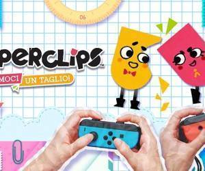 snipperclips nintendo switch