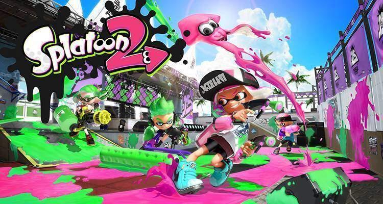 Nintendo dedica un nuovo Nintendo Direct a Splatoon 2