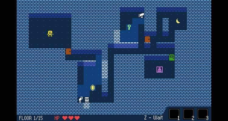 Tiny Heist è il nuovo videogioco gratuito di Terry Cavanagh