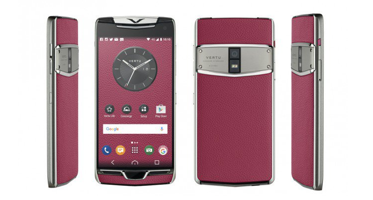 Vertu Constellation, nuovo smartphone di lusso: è il primo Dual SIM