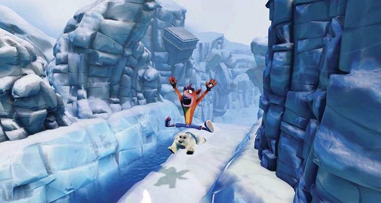 Crash per PlayStation 4: ecco nuove splendide immagini!