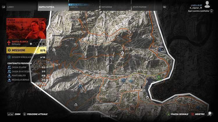 Tom Clancy's Ghost Recon Wildlands beta